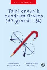 Naslovnica knjige: TAJNI DNEVNIK HENDRIKA GROENA