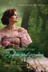 Naslovnica knjige: Ljubav poslijepodne