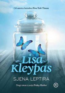 Naslovnica knjige: SJENA LEPTIRA