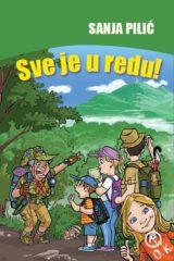 Naslovnica knjige: SVE JE U REDU!