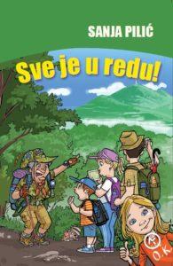 Naslovnica knjige: SVE JE U REDU