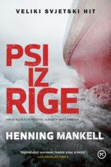 Naslovnica knjige: PSI IZ RIGE