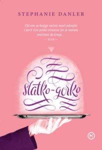 Naslovnica knjige: Slatko – gorko
