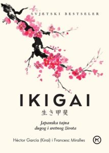 Naslovnica knjige: Ikigai