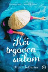 Naslovnica knjige: KĆI TRGOVCA SVILOM