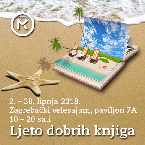 Ljeto dobrih knjiga - fotka