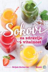Naslovnica knjige: Sokovi za zdravlje i vitalnost