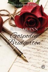 Naslovnica knjige: GOSPODIN BRIDGERTON
