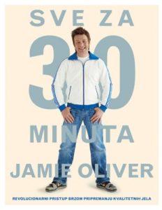 Naslovnica knjige: Sve za 30 minuta