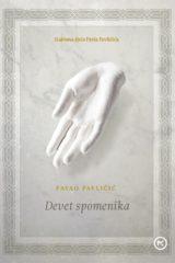 Naslovnica knjige: Devet spomenika