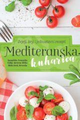 Naslovnica knjige: MEDITERANSKA KUHARICA