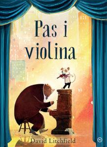 Naslovnica knjige: PAS I VIOLINA