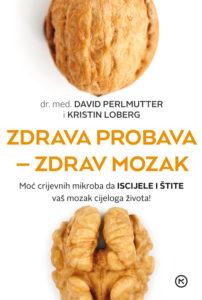 Naslovnica knjige: ZDRAVA PROBAVA – ZDRAV MOZAK