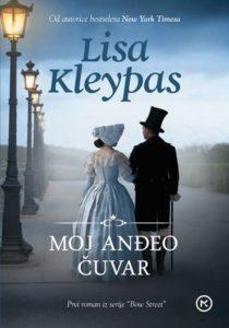 Naslovnica knjige: MOJ ANĐEO ČUVAR