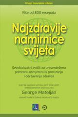 Naslovnica knjige: Najzdravije namirnice svijeta