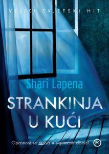 Naslovnica knjige: Strankinja u kući