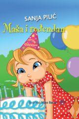 Naslovnica knjige: Maša i rođendan