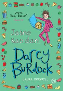 Naslovnica knjige: DARCY BURDOCK – JASNO KAO DAN
