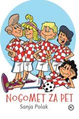Naslovnica knjige: Nogomet za pet
