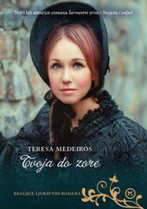 Naslovnica knjige: TVOJA DO ZORE