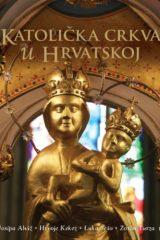 Naslovnica knjige: KATOLIČKA CRKVA U HRVATSKOJ
