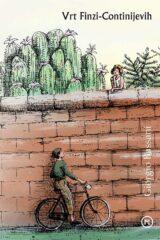 Naslovnica knjige: Vrt Finzi-Continijevih
