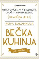 Naslovnica knjige: BEČKA KUHINJA