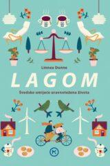 Naslovnica knjige: Lagom – Švedsko umijeće uravnotežena života