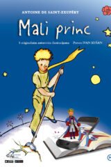 Naslovnica knjige: Mali princ