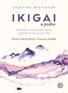 Naslovnica knjige: IKIGAI U PRAKSI