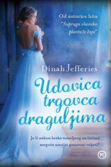Naslovnica knjige: UDOVICA TRGOVCA DRAGULJIMA
