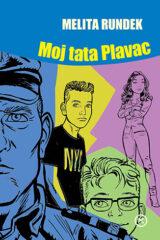 Naslovnica knjige: MOJ TATA PLAVAC