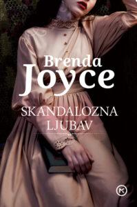 Naslovnica knjige: Skandalozna ljubav