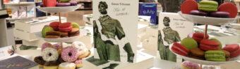 Predstavljen Otac od bronce, netipičan roman atipičnog akademika Gorana Tribusona - fotka