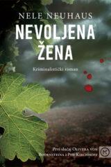 Naslovnica knjige: NEVOLJENA ŽENA T.U.
