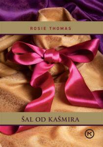 Naslovnica knjige: ŠAL OD KAŠMIRA T.U.