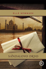 Naslovnica knjige: SANDALOVO DRVO T.U.