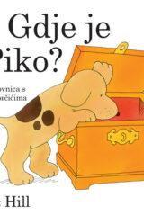 Naslovnica knjige: GDJE JE PIKO?
