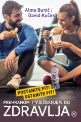 Naslovnica knjige: Prehranom i vježbanjem do zdravlja