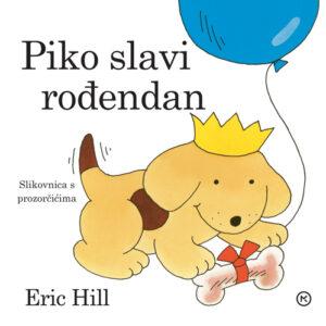 Naslovnica knjige: Piko slavi rođendan