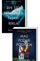 Naslovnica knjige: Komplet: Sve što vam nisam rekla + Mali požari posvuda