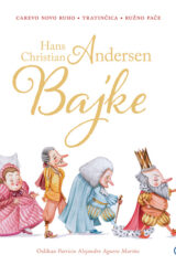 Naslovnica knjige: BAJKE HANS CHRISTIAN ANDERSEN