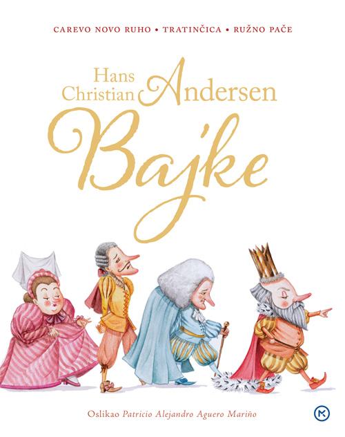 Bajke Hans Christian Andersen - Knjige | Mozaik knjiga