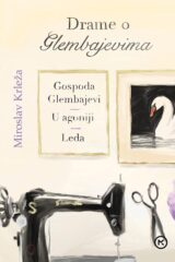 Naslovnica knjige: Drame o Glembajevima