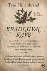 Naslovnica knjige: KRADLJIVAC KAVE