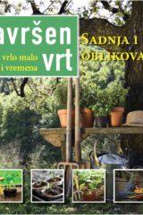 Naslovnica knjige: SAVRŠEN VRT-PP
