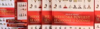 """Hrvatska povijest od """"stoljeća sedmog"""" do danas u dosad najraskošnijem izdanju - fotka"""