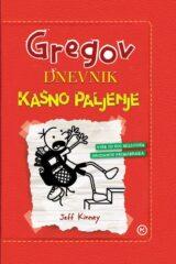 Naslovnica knjige: Gregov dnevnik: Kasno paljenje