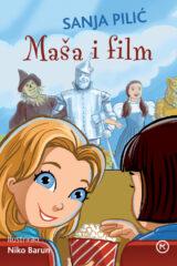 Naslovnica knjige: MAŠA I FILM