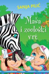 Naslovnica knjige: MAŠA I ZOOLOŠKI VRT